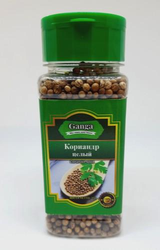 Кориандр целый Ganga Foods 35 гр.