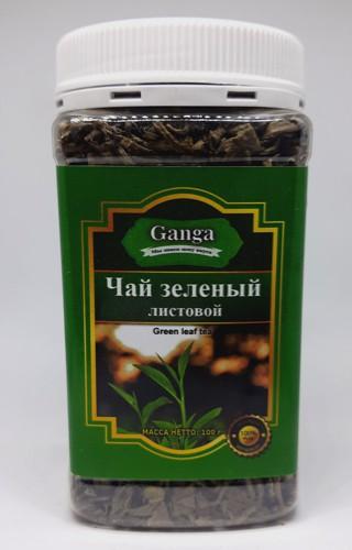 Чай зелёный листовой 100 гр.