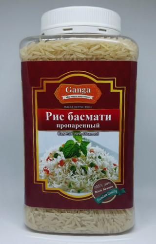 Рис басмати пропаренный 900 гр.