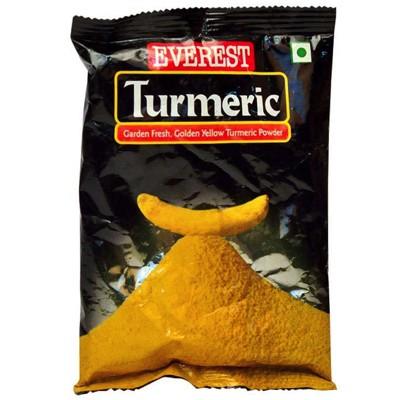 Куркума молотая Эверест / Turmeric Powder Everest 100 гр. —  Интернет-магазин — Магазин аюрведических товаров